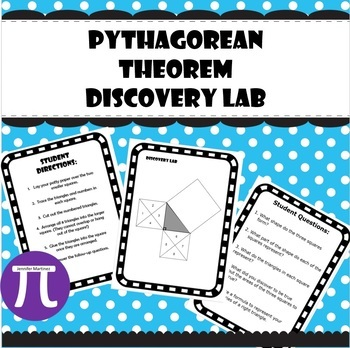 Pythagorean Theorem Discovery Lab