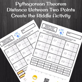 Pythagorean Theorem Distance Between Two Points Create a R