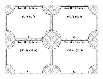 Pythagorean Theorem Dot Game