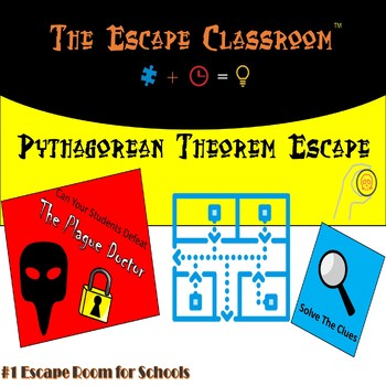 Pythagorean Theorem Escape Room | The Escape Classroom