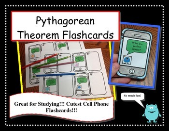 Pythagorean Theorem Flashcards