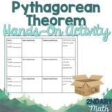 Pythagorean Theorem Hands-On Activity