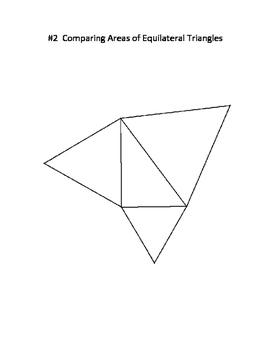Pythagorean Theorem Hands-On investigation