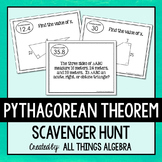 Pythagorean Theorem (Includes Converse and Word Problems)