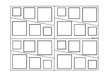 Pythagorean Theorem Interactive Notebook Pieces