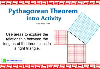 Your students will love practicing the Pythagorean Theorem with ...