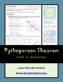 Pythagorean Theorem Investigation with Distance and Midpoi