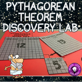 Pythagorean Theorem Lesson (Discovery Lab)