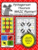 Pythagorean Theorem Maze