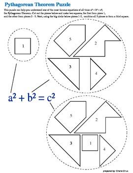 Fun Pythagorean Theorem Worksheet - Delibertad