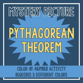 Pythagorean Theorem Mystery Picture