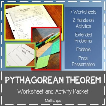 The Best of Teacher Entrepreneurs: Pythagorean Theorem
