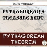 Pythagorean Theorem Pirate Treasure Hunt Project