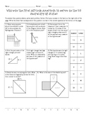 Pythagorean Theorem Practice - History Fact/Trivia Question