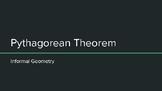 Pythagorean Theorem Practice Slides