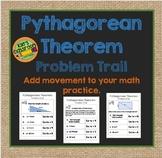 Pythagorean Theorem Problem Trail