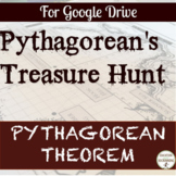 Pythagorean Theorem Project Pirate Treasure Hunt for Google Drive
