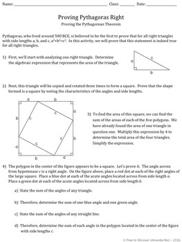 worksheet. Pythagorean Theorem. Grass Fedjp Worksheet Study Site