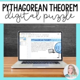 Pythagorean Theorem Puzzle - GOOGLE EDITION: 8.G.7