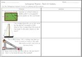 Pythagorean Theorem 'Real Life' Problems & Codebreaker Wor