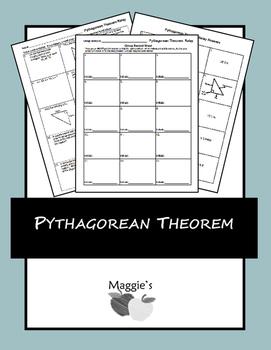 Pythagorean Theorem Relay (Game)