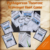 Pythagorean Theorem: Scavenger Hunt Game