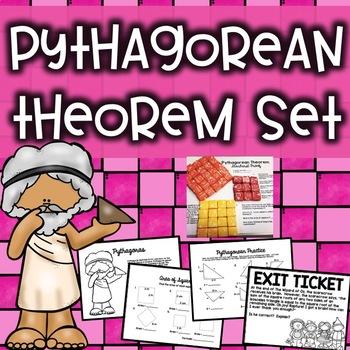 Pythagorean Theorem Set