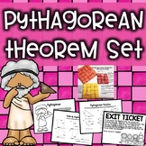 Pythagorean Theorem Set