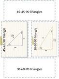 Pythagorean Theorem & Special Right Triangles