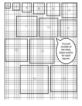 Pythagorean Theorem - Squares and Triangles Hands-On Lab and Discovery