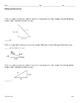 Pythagorean Theorem Test