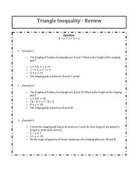 Pythagorean Theorem Through Examples
