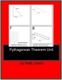 Pythagorean Theorem Unit