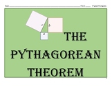 Pythagorean Theorem Word Problems Activity