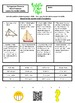 Pythagorean Theorem Word Problems Create a Riddle Activity