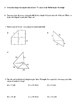 Pythagorean Theorem Word Problems and Mixed Practice