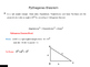 Pythagorean Theorem and It's Properties Explained (handout and Presentation)
