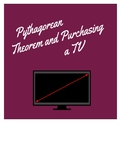 Pythagorean Theorem and Purchasing a TV