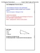 Pythagorean Theorem and its Converse (Lesson with Homework)
