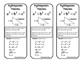 Pythagorean Theorem bookmark