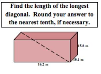 Pythagorean Theorem in 3-D Passport Activity