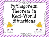 Pythagorean Theorem in Real-World Situations