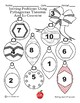 Pythagorean Theory Christmas Coloring Worksheet 8.7c