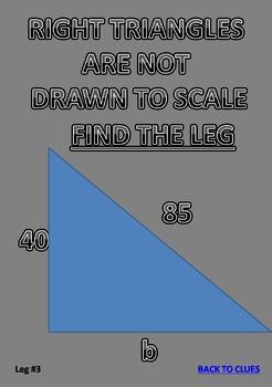 Pythagorean Triples Bingo