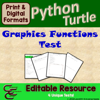 Python 2 B Draw Tests Package