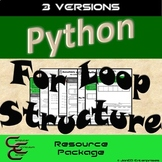 Python 2 C For Loop Structure 3 Version Package
