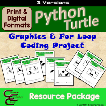 Python 2 D For Loop Culminating Activity 3 Version Package