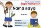 Bahasa Indonesia - Q&A: Nama - Name (Informal)