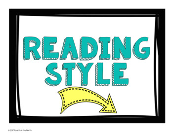 Q & A: Reading Style Interactive Bulletin Board Set