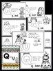 Letter Q Needs U (You)!  Letter Recognition Responsive Reader